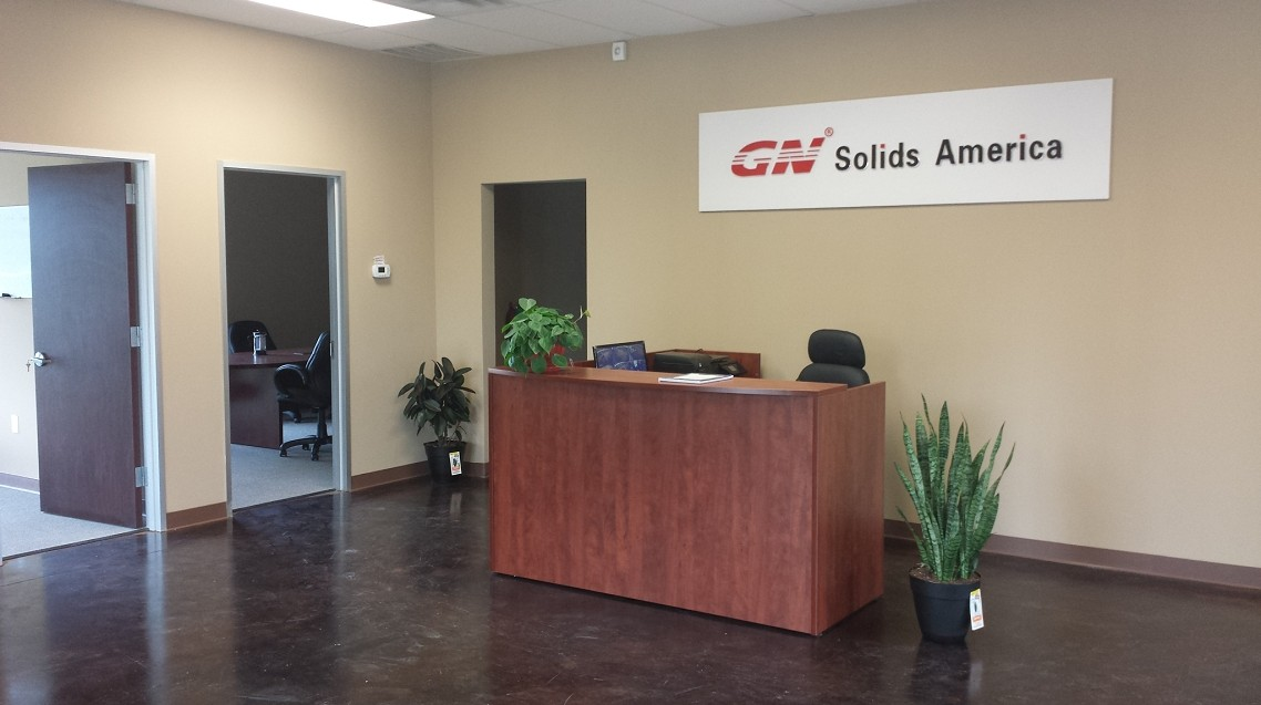America GN Solids Control Office